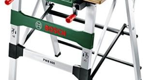 Werktisch Bosch PWB 600 HomeSeries