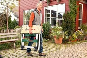 Bosch PWB HomeSeries Arbeitstisch - Werkbank klappbar