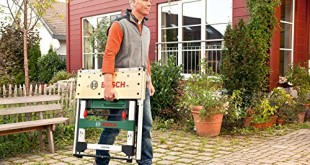 Werkbank mobil Bosch PWB 600 HomeSeries