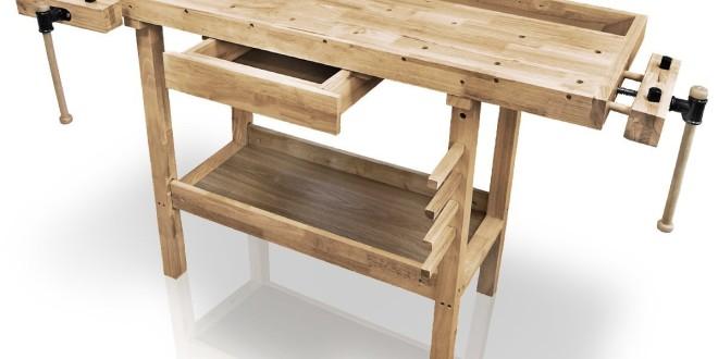 werkbank holz ob jung oder alt sie basst f r jeden werkbank. Black Bedroom Furniture Sets. Home Design Ideas