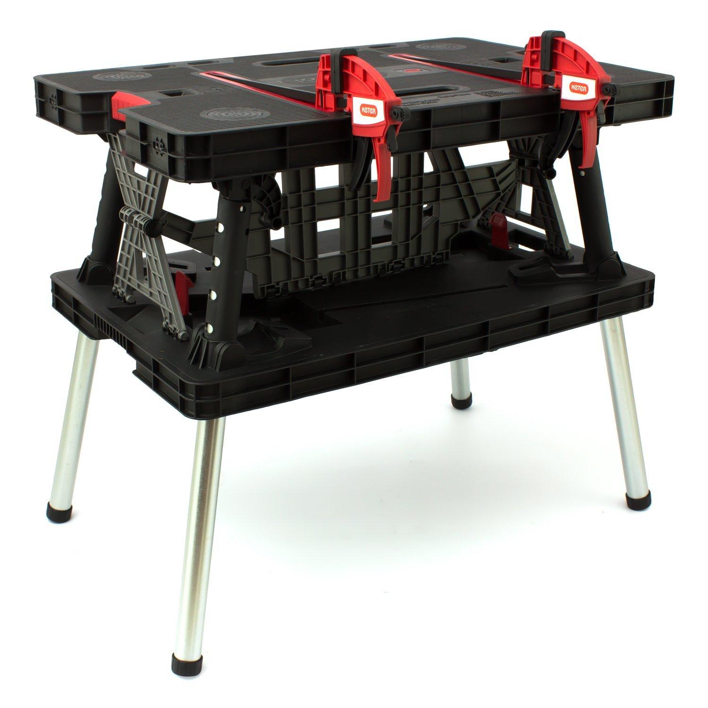 arbeitstisch 5 unterschiedlichste modelle werkbank. Black Bedroom Furniture Sets. Home Design Ideas