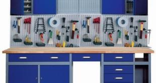 Küpper Werkbank: Küpper Sparset, ultramarinblau,