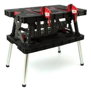 Keter Werkzeugbank Master Pro Serie - Werkbank klappbar