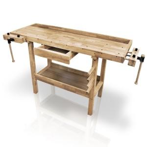 Arbeitstisch wie hoch? - wirkt sich nun auch auf das Platzangebot unter dem Tisch aus