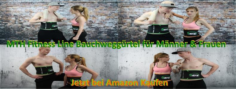 MTH Fitness Gürtel